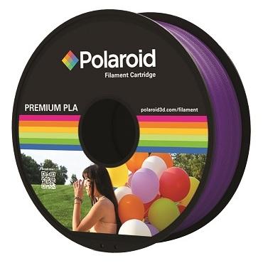 """סליל מקורי פרימיום סגול PLA במשקל 1 ק""""ג Polaroid 3D Premium"""