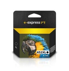דיו למדפסת HP 652 XL שחור תואם עם כמות דיו פי 1.5 מהמקורי!