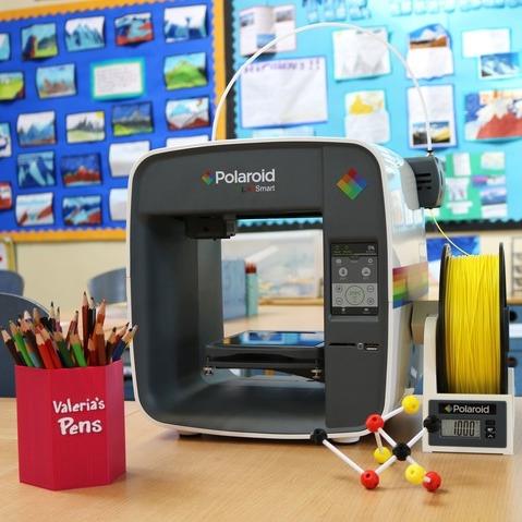מדפסת תלת מימד לבית ספר