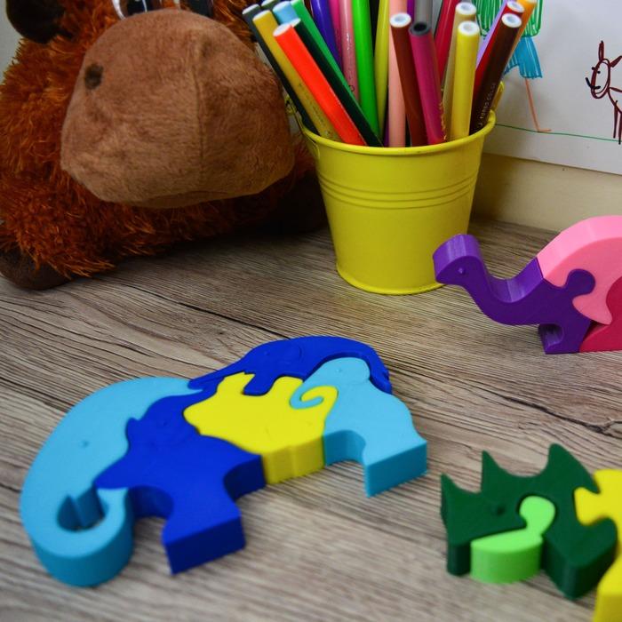 מדפסת תלת מימד לגן ילדים