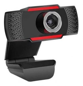 מצלמת רשת עם מיקרופון מובנה FULL HD 1080P
