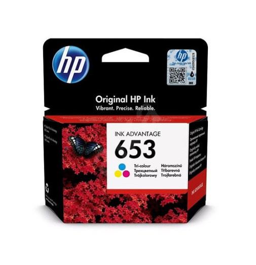 דיו צבעוני מקורי למדפסת HP 653 3YM74AE