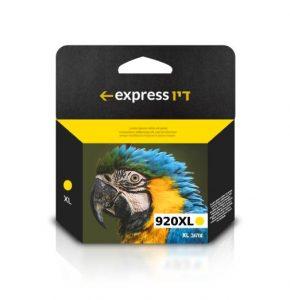 דיו צהוב תואם למדפסת HP 920XL CD974AE