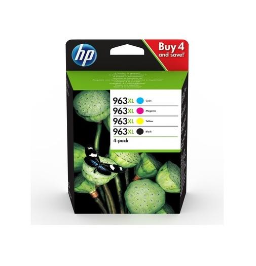 סט דיו מקורי למדפסת HP 963XL