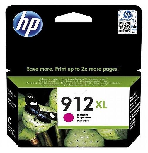 דיו אדום מקורי למדפסת HP 912XL 3YL82AE