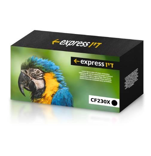 טונר שחור תואם למדפסת HP 30X CF230X